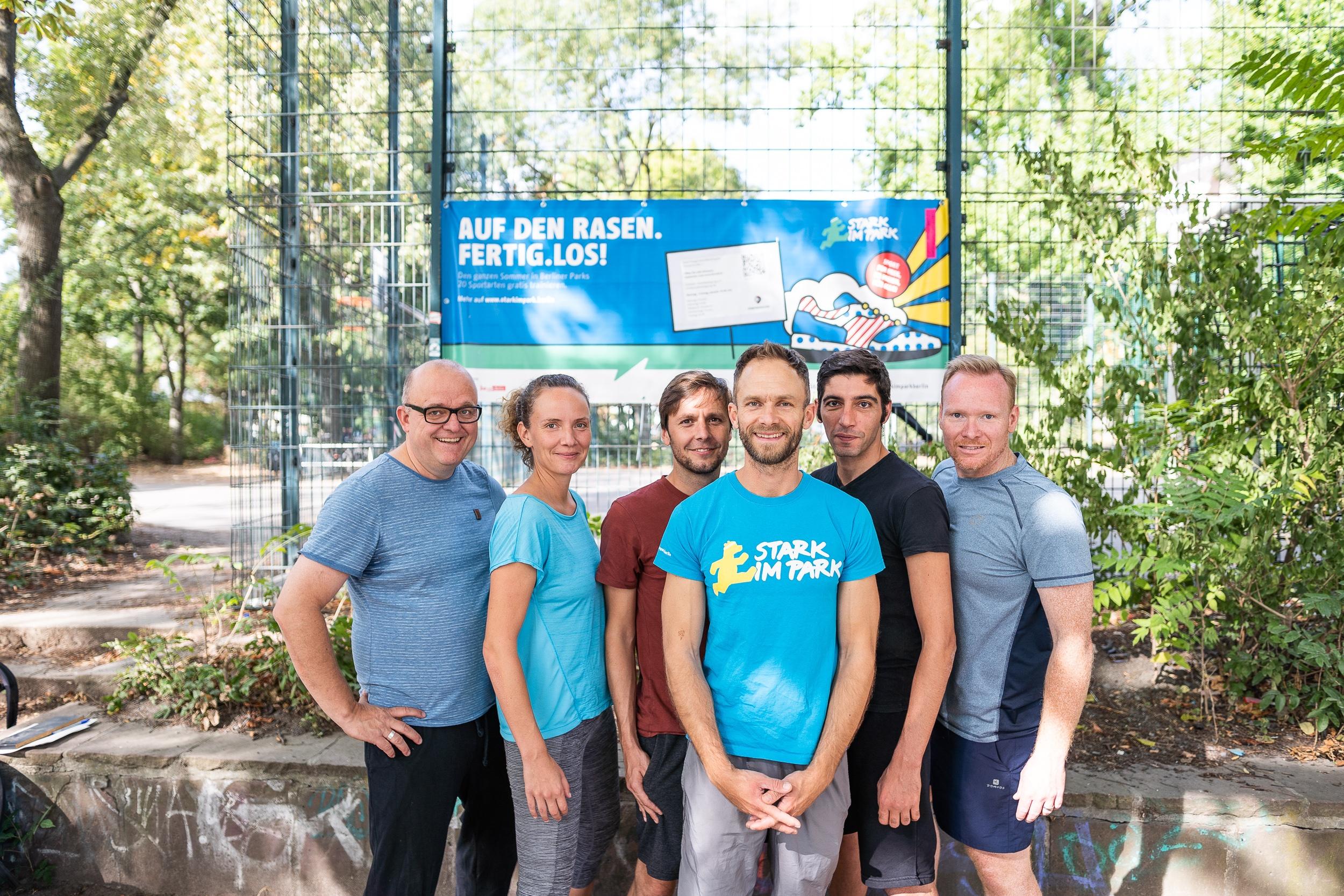 Stadtbewegung Team