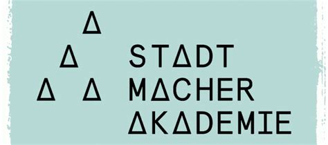 Stadtmacher Akademie