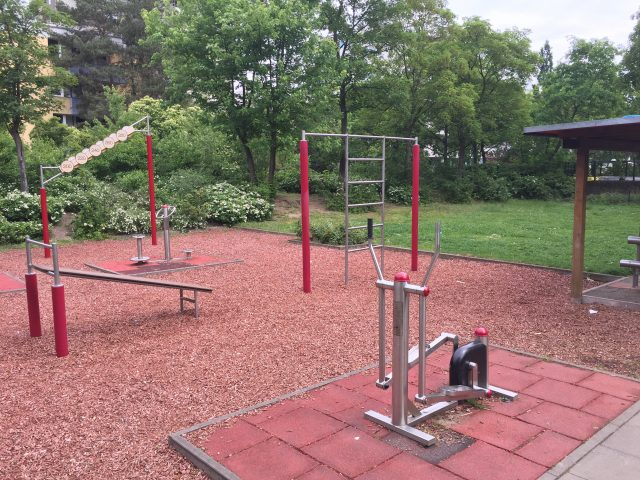 WOW – Workout of the week – Gropiusstadt