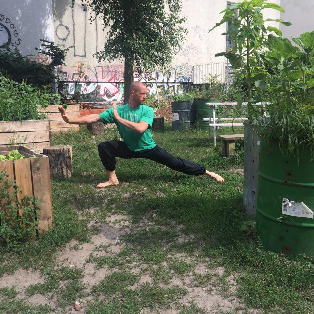 Qi Gong – Atemgarten