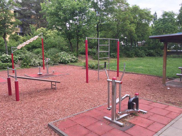 Sport für alle – Workout of the week – Gropiusstadt