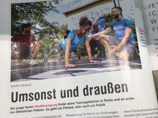 Berichterstattung tip Berlin