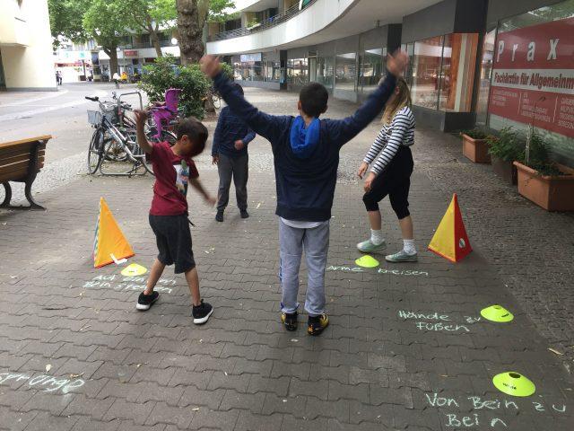Aktionstag am Mehringplatz