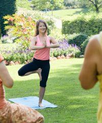 Yoga Körnerpark
