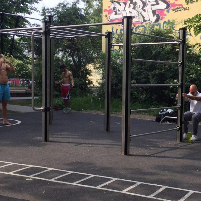 Stark im Park – Böcklerpark
