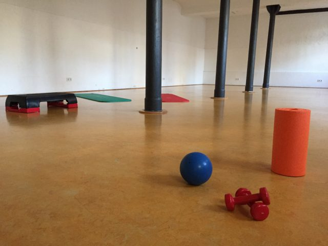 Präventionskurs im Haus des Sports