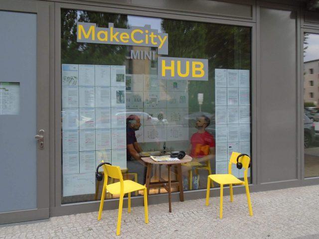 Eine Stadt für mehr Bewegung