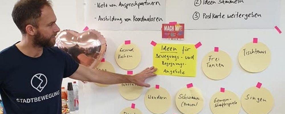 Ideenwerkstatt Rollbergkiez