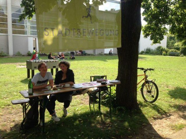 Kiezfest in Neukölln