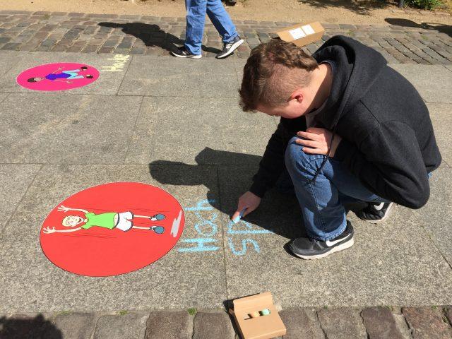 Bewegungsanreize für Kinder